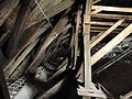 Timber roof truss University Church of the Blessed Name of Jesus in Wrolaw.jpg