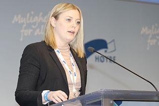 Tina Bru Norwegian politician
