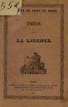 Titu Maiorescu - (Jus Romanum - De jure dotium ; Droit français - Du régime dotal) - Thèse pour la licence - L'acte public sur les matières ci-a.pdf