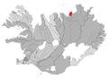 Tjorneshreppur map.png