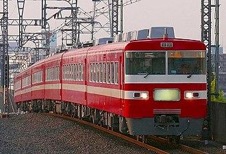 Tobu Railway - Image: Tobu 1800 1819F