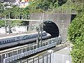Tokaido Shinkansen Shin-Tanna Tunnel 2.jpg
