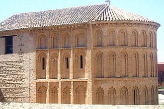 Ermita del Cristo de la Vega - Apse