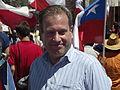 Tomás Jocelyn-Holt en marcha por descentralización en Calama, Chile.jpg
