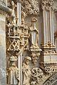 Tomar Convento de Cristo Christusritterkirche Portal 794.jpg