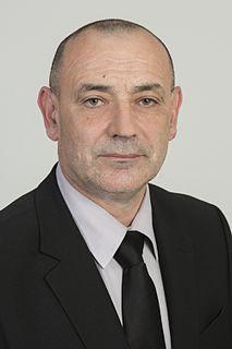 Tomo Medved Croatian politician