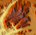 Topographic map of Chimantá Massif.png
