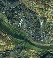 Toride city center area Aerial photograph.1989.jpg