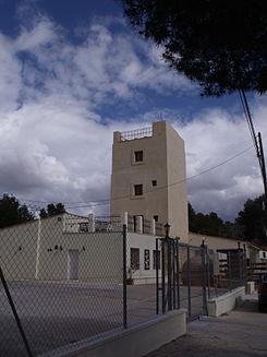 d4b36090b934e Torre de telegrafía óptica del Vedat de Torrent - Wikipedia