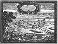 Torun oblezenie 1655, akwaforta, 1697.jpg