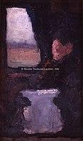 Toulouse-Lautrec - EN WAGON, 1881, MTL.67.jpg