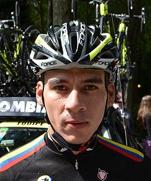 Juan Pablo Valencia - Juan Pablo Valencia in 2014