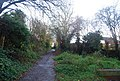 Track off the Lenham Valley Walk - geograph.org.uk - 1610550.jpg