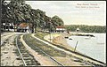Tracks at Short Beach 1908 postcard.jpg