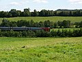 Train, Tisbury - geograph.org.uk - 1494080.jpg