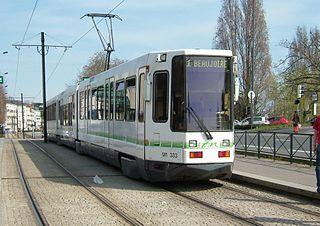 type of tram