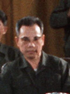 Trần Văn Trà - Tran Van Tra in 1973