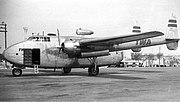 Trans World Airlines Fairchild Packet Quackenbush
