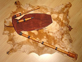 Music of Portugal - Transmontana Bagpipe