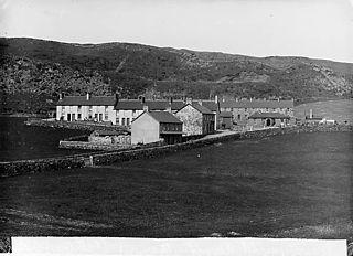Trawsfynydd Newydd (by the railway station)