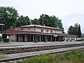 Trebnje-train station-July2010.jpg