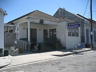 Backstreet Cultural Museum - The Backstreet Cultural Museum.