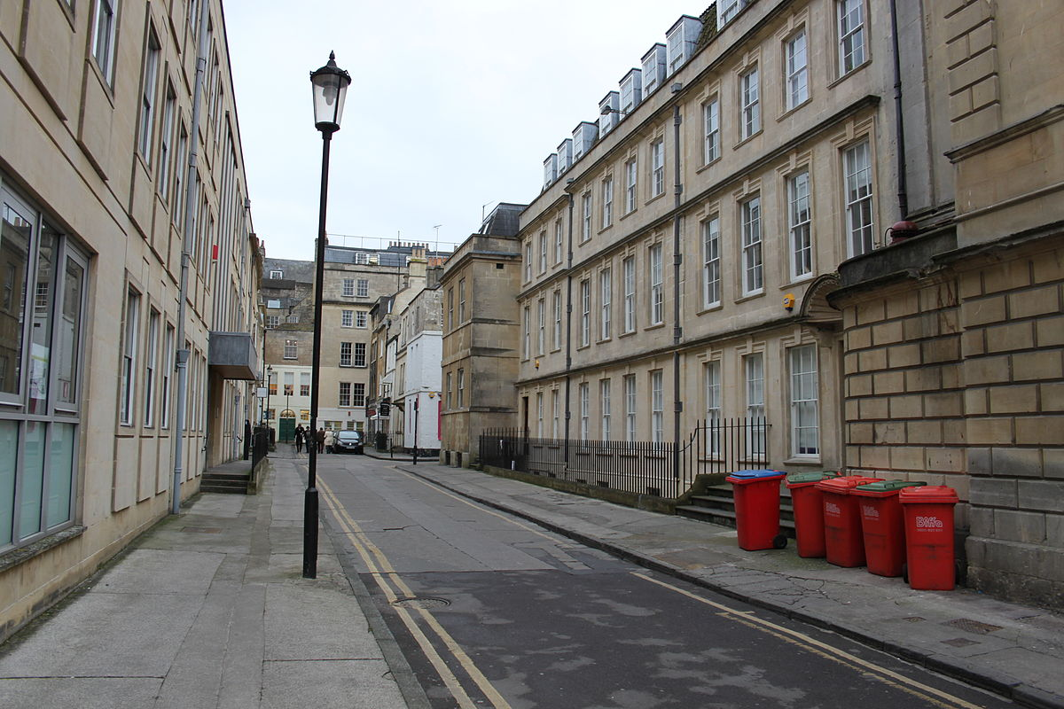 Trim Street Bath Wikipedia