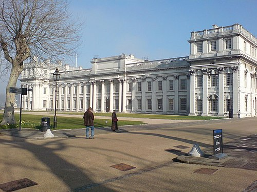 Trinity College of Music, Greenwich - geograph.org.uk - 1303854.jpg