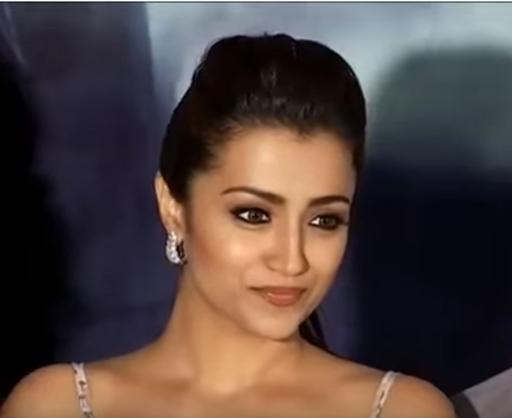 Trisha at Mohini movie launch