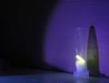 Tritium in UV light.png