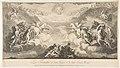 Triumph of Saint Ignatius and Saint Francis Xavier (Le Triomphe de Saint Ignace et de Saint François Xavier qui est au Collége de Louis le Grand...Paris) MET DP818810.jpg