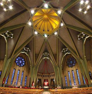 Notre-Dame-du-Cap Basilica - Image: Trois Rivieres N Ddu Cap 2 tango 7174