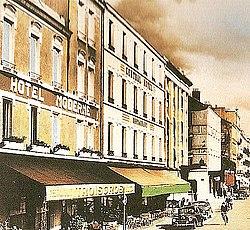 Hotel A Roanne Pas Cher