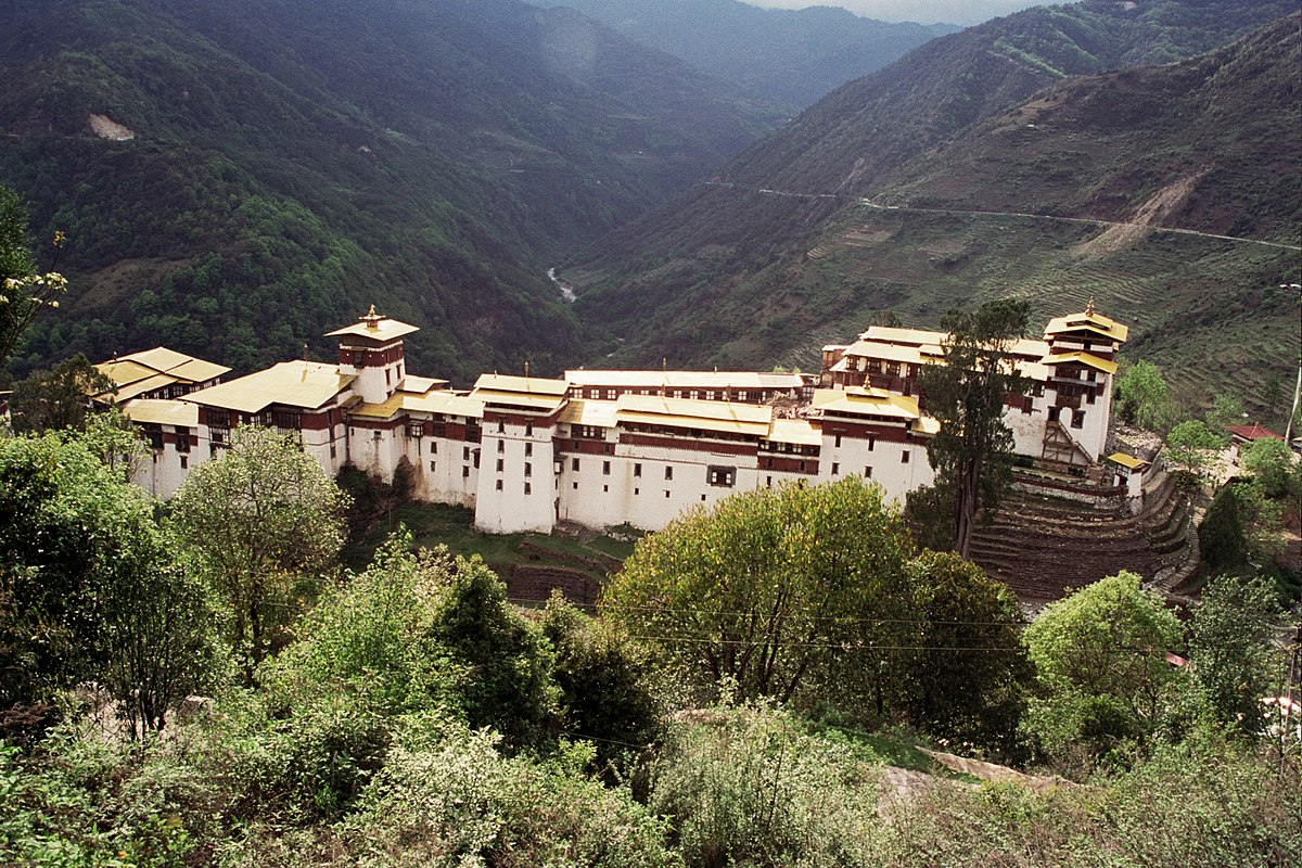 Architecture Of Bhutan Wikipedia
