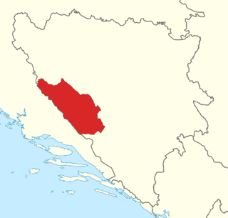 Tropolje Historical region in Bosnia and Herzegovina