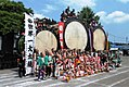 Tsuzureko big drum 2017.jpg
