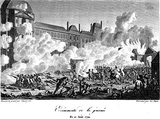 Crowd manipulation - The Riots Organized by the Paris Commune (French Revolution) on May 31 and June 2, 1793.