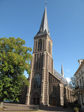 Twello - Image: Twello, Sint Martinuskerk foto 3 2009 09 12 15.27