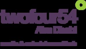 Twofour54 - Image: Twofour 54 abu dhabi logo