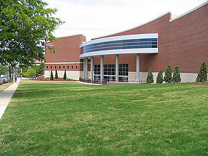 University of Alabama at Birmingham - UAB Recreation Center