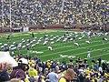 UConn vs. Michigan 2010 04 (UConn pre-game).JPG
