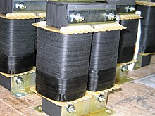Toroidal inductors and transformers - Wikipedia