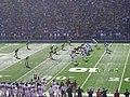 UMass vs. Michigan football 2012 05 (UMass on offense).jpg