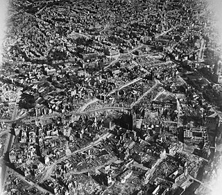 Bombing of Hanover in World War II