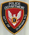 USA - NORTH CAROLINA - City of Durham police department.jpg