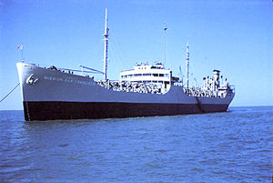 USNS Mission San Francisco