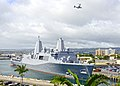 USS Anchorage is moored at Joint Base Pearl Harbor-Hickam. (13624288904).jpg