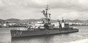 USS Gearing (DD-710)