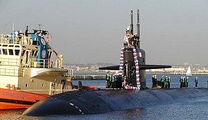 USS Helena SSN-725