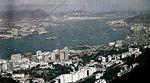 USS Hornet (CVS-12) at Hong Kong c1964.jpg